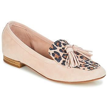 Zapatos Mujer Mocasín André CONGO Rosa