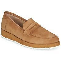 Zapatos Mujer Mocasín André CLICK Camel