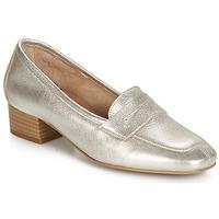 Zapatos Mujer Mocasín André SENLIS Plateado
