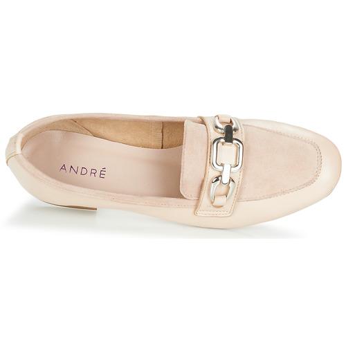 André Rosa Zapatos Mujer Criollo Mocasín rtsdCBhQx