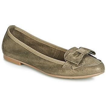Zapatos Mujer Bailarinas-manoletinas André CELIA Kaki
