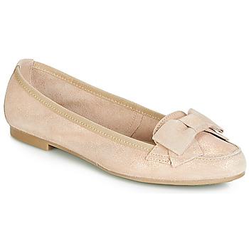 Zapatos Mujer Mocasín André CELIA Rosa