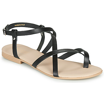 Zapatos Mujer Sandalias André RAFFOLE Negro