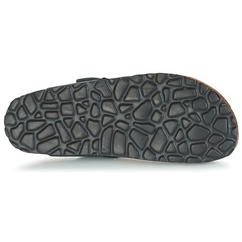 Negro Rila André Chanclas Zapatos Mujer 354qARjLc
