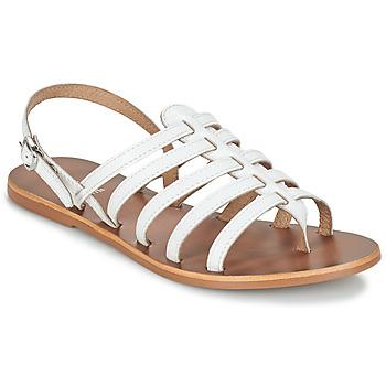 Zapatos Mujer Sandalias André ROSIANE Blanco