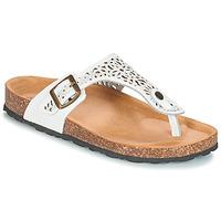 Zapatos Mujer Sandalias André RILA Blanco