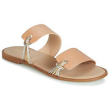 Zapatos Mujer Sandalias André SOLENA Beige