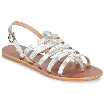 Zapatos Mujer Sandalias André ROSIANE Plata