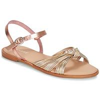 Zapatos Mujer Sandalias André SOFIA Oro