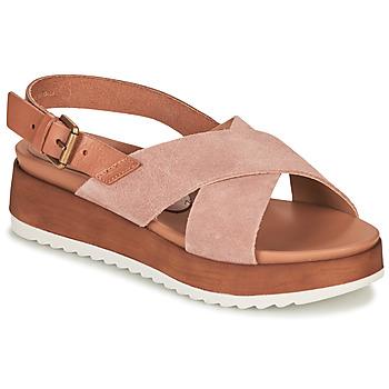 Zapatos Mujer Sandalias André REINE Rosa