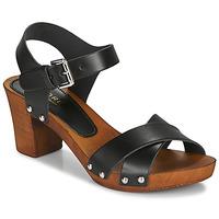 Zapatos Mujer Sandalias André BONGO Negro