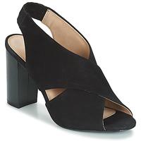 Zapatos Mujer Sandalias André SANTIE Negro