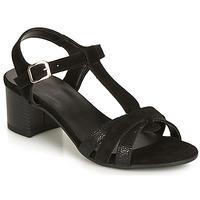 Zapatos Mujer Sandalias André CAROLA Negro