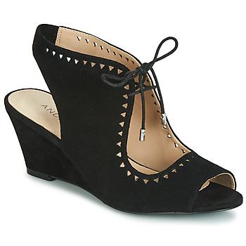 Zapatos Mujer Sandalias André SCOOP Negro
