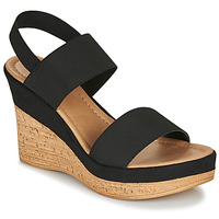 Zapatos Mujer Sandalias André RATAPLAN Negro