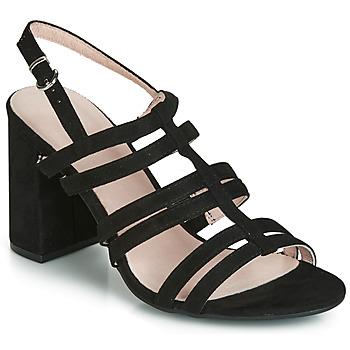 Zapatos Mujer Sandalias André CAPUCINE Negro