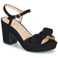 Zapatos Mujer Sandalias André SPRING Negro