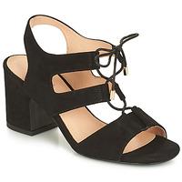 Zapatos Mujer Sandalias André STARLET Negro