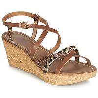 Zapatos Mujer Sandalias André RAMATA Marrón
