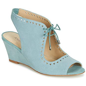 Zapatos Mujer Sandalias André SCOOP Azul
