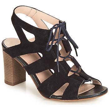 Zapatos Mujer Sandalias André ROMANESQUE Marino
