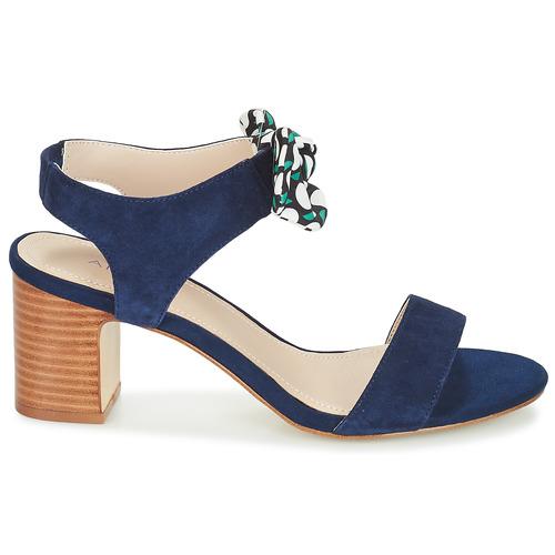 Supens Azul Sandalias Zapatos Mujer André Yfmgyb7I6v