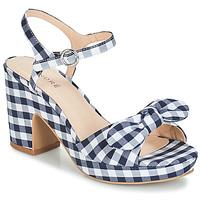 Zapatos Mujer Sandalias André SPRING Azul