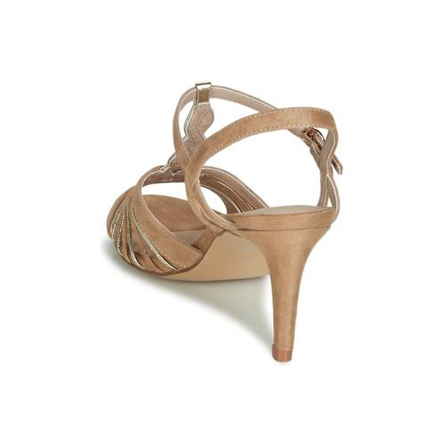 Beige André Zapatos Mujer Sandalias Caleche 5q3c4ARjSL