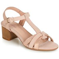 Zapatos Mujer Sandalias André CAROLA Nude