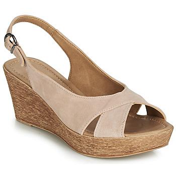 Zapatos Mujer Sandalias André DESTINY Nude