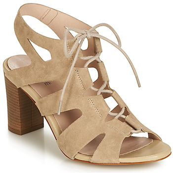 Zapatos Mujer Sandalias André ROMANESQUE Beige