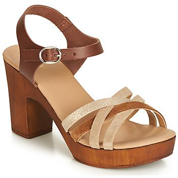 Zapatos Mujer Sandalias André SCYLLA Beige
