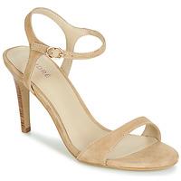 Zapatos Mujer Sandalias André SAXO Beige