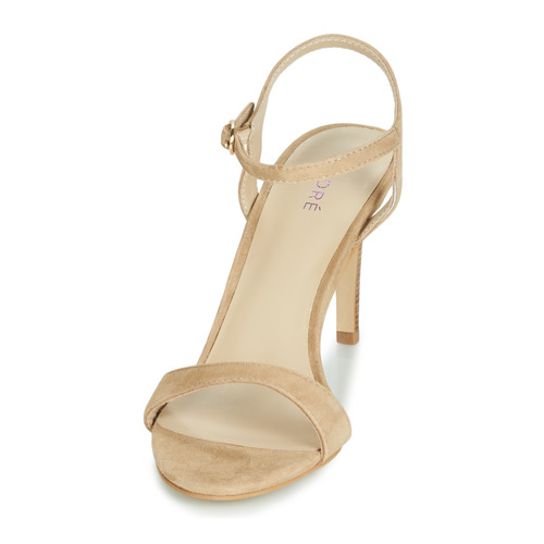Zapatos Sandalias Saxo Beige André Mujer Iymf76bgYv