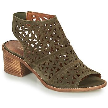 Zapatos Mujer Sandalias André CARIOCA Kaki