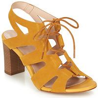 Zapatos Mujer Sandalias André ROMANESQUE Amarillo
