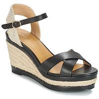 Zapatos Mujer Sandalias André SAND Negro