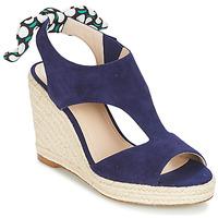 Zapatos Mujer Sandalias André SWING Azul