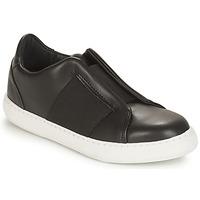 Zapatos Mujer Zapatillas bajas André AEROBIE Negro