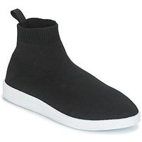 Zapatos Mujer Zapatillas altas André ATINA Negro