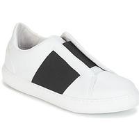 Zapatos Mujer Zapatillas bajas André AEROBIE Blanco