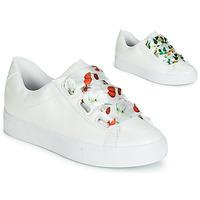 Zapatos Mujer Zapatillas bajas André SOLANGE Blanco
