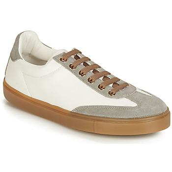 Zapatos Mujer Zapatillas bajas André ARDOISE Blanco