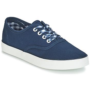 Zapatos Mujer Zapatillas bajas André STEAMER Azul