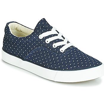 Zapatos Mujer Zapatillas bajas André SOLENNE Azul