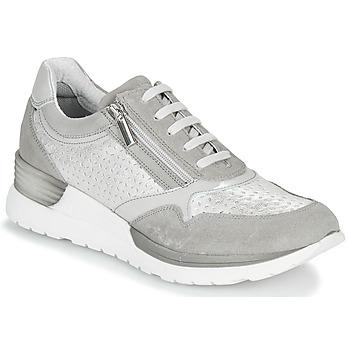 Zapatos Mujer Zapatillas bajas André ARLE Gris