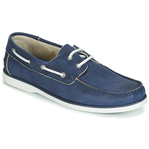 André PORT CROS Marino - Envío gratis | ! - Zapatos Zapatos náuticos Hombre