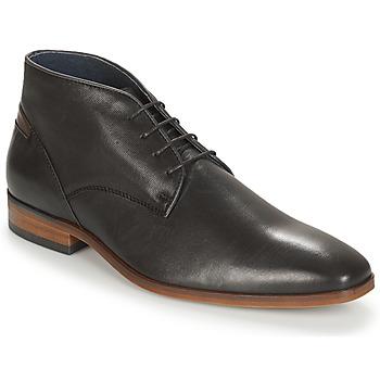Zapatos Hombre Botas de caña baja André EVORA Negro