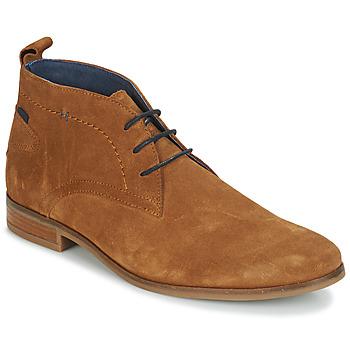 Zapatos Hombre Botas de caña baja André NEVERS Camel