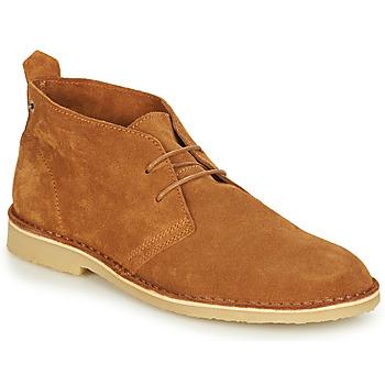Zapatos Hombre Botas de caña baja André BRICE Marrón